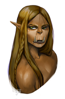 Self-orc by Ihlosih
