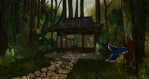 Shrine of Sincerity by VAFIS