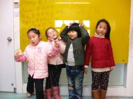 My pretty students by Laura-in-china