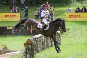 3DE Cross Country Water Obstacle Series IV/13 by LuDa-Stock