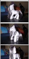 MLP Custom: Sohma Shigure by Senashenta