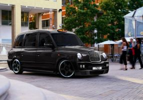 Brabus London Taxi by AndyBuck