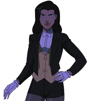Zatanna - Young Justice by 1984neptune