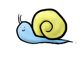 More Snails (because why not) by RikaSigma