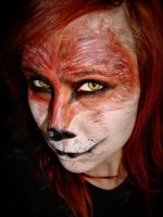 FOX by Klaudiqa-scarry-doll