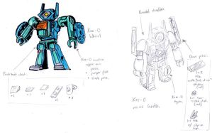 Kreon Whirl and Swindle designs. by Boltax