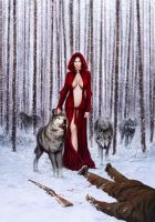 Winter Witch - Koveck (2007) by Koveck