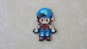 Harvest Moon: Jack - PB Sprite by MaddogsCreations