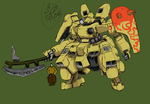 Cupps TR-7-CI by Norsehound
