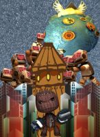LittleBigPlanet 2 Contest by er111a