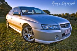 2005 Holden VZ Commodore by RDography