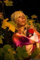 Terra Branford Final Fantasy Dissidia Cosplay by CryChan87