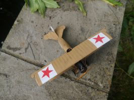 Hungarian Fokker D.VII Top by Party9999999