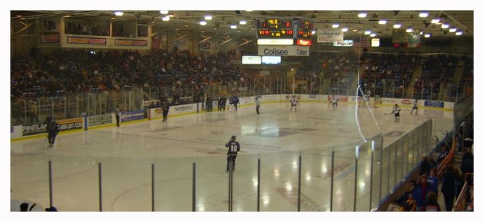 Lewiston Colisee by kuat