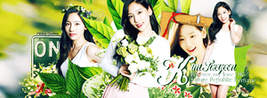 [Cover Face] 131228 - Kim Taeyeon @Nature Republic by strawberryminna112