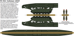 FV-433 Colossus by BlastWaves