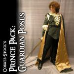 Prince Pack:  Guardian Poses by Cobweb-stock