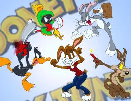 Looney Attack 2 by buster126