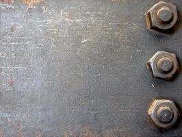 Metal Bolt Texture by FantasyStock