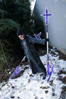 Where's the fun in this? - Xaldin cosplay by Hayato-X-Flame