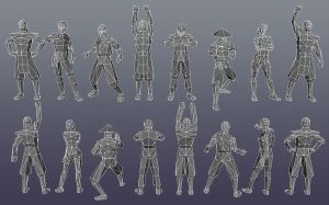 MK1 Group wireframe by Jiggeh