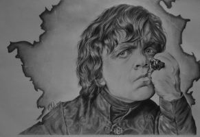 Peter Dinklage by MariaSkyba