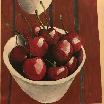 Cherries by amyperrio