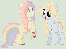 So I'll be your nurse for today! by BlueRedYellowHolla