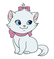 Aristocats - Marie by Spirit-of-Twilight