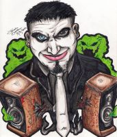 Madrox W.I.C.K.E.D by pyroxide