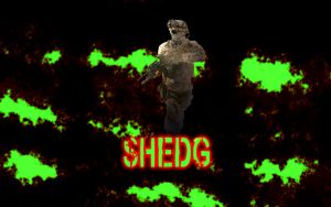 shedg's cod MW2 wallpaper by shedg
