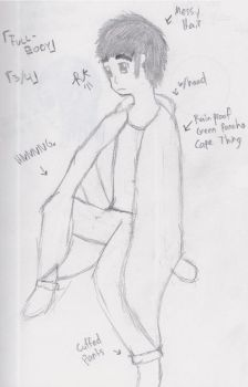 Concept Sketch 2 .:Sorin:. by RoadMart