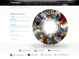 Blackberry Community Concept by auctivsrf