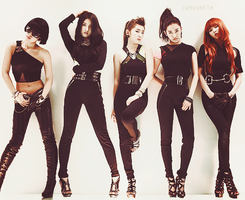 4minute edit 14 by NouNou01