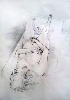 figure drawing practice by kanovsky