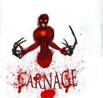 Carnage by THE-R4GE