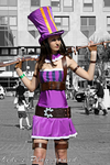 Caitlyn  League of Legends by GothxLuciole