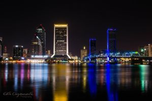 Downtown Jacksonville by ForFunPhoto