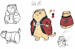 Character design project palette #2 by Turoxy