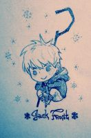 Jack Frost by DHCeylon