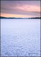 ice crystals by dnwvictor