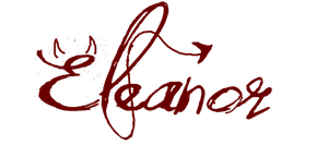 Eleanor Signature by Eleanor-Devil