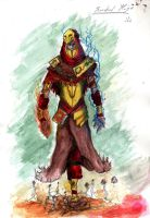 Scorched Mage 2 by Counterdraw