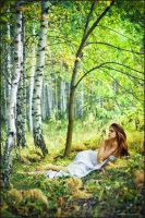 Forest Fairy by morose-ave