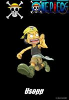 Usopp (Kid) by sturmsoldat1