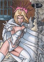 White Queen - Marvel Premier by tonyperna