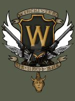 The Winchester Crest by The-Lady-Maverick