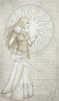 Andraste's Chant by jancola