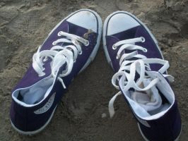 je aime converse by Boucless