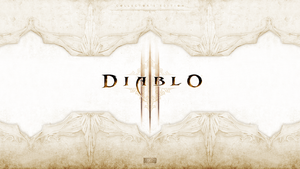 Diablo 3 Collector's Edition Box Art by Neightron